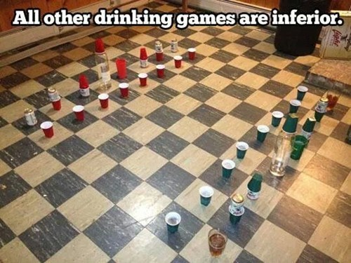 The Best Drinking Game There Is
