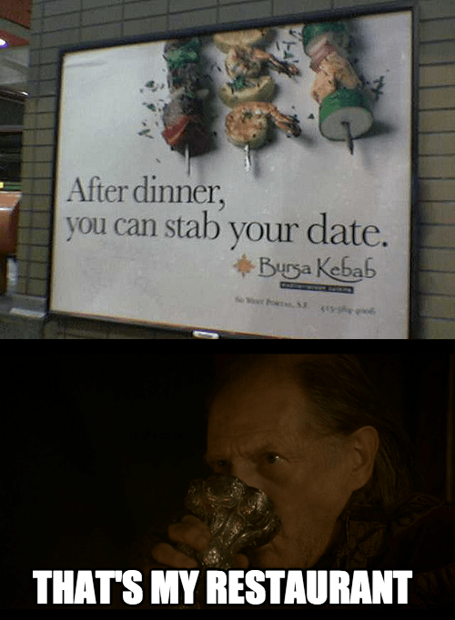 Never Date Walder Frey
