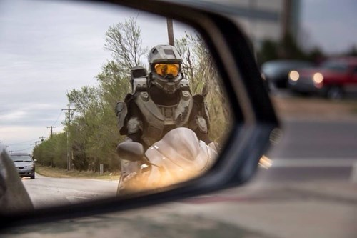 wtf,driving,halo