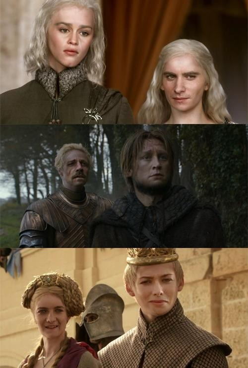 Game of Face Swaps