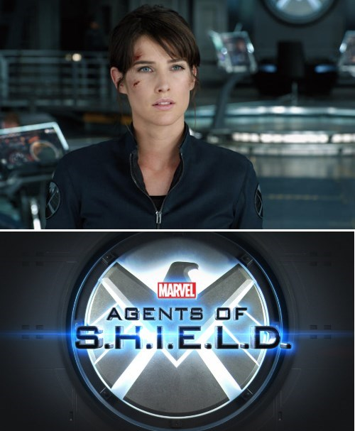 Cobie Smulders,marvel,agents of shield