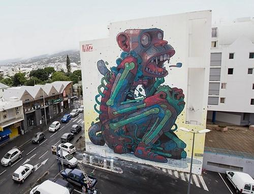 design,Street Art,hacked irl,neat