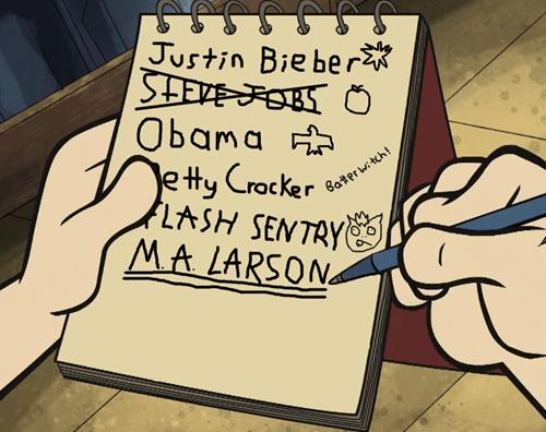 My Revenge List
