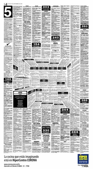 monday thru friday,advertisement,work,newspaper