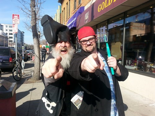 Our Old Friend Vermin Supreme