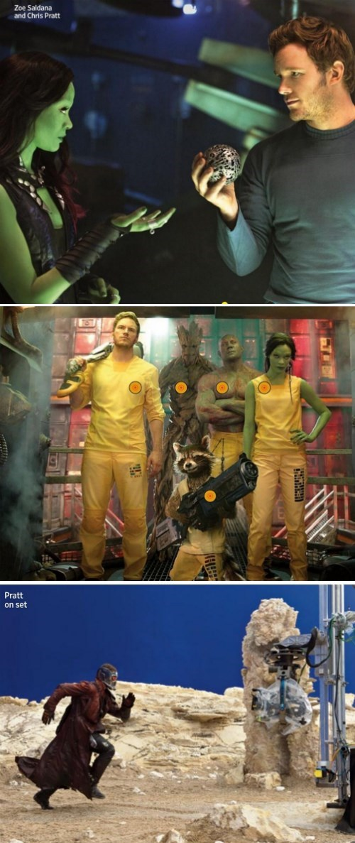 Three New Stills and Some Plot Details From Guardians of the Galaxy