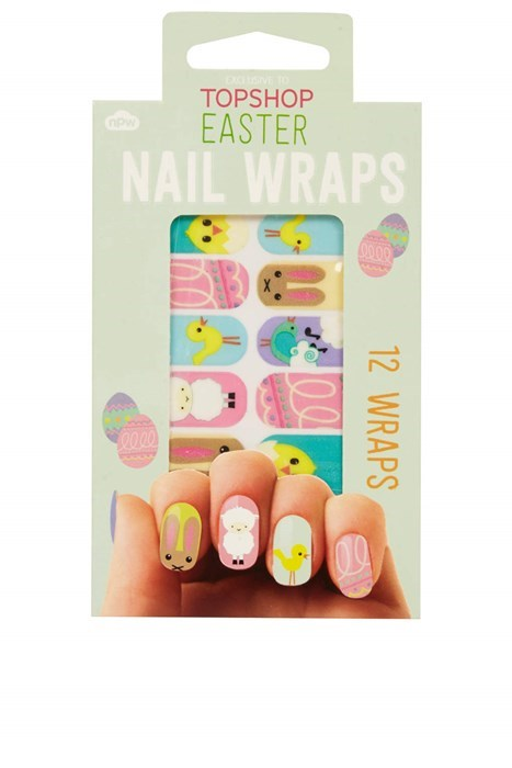 easter,nails,nail art,poorly dressed
