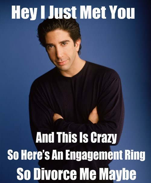 david schwimmer,call me maybe,friends,ross gellar