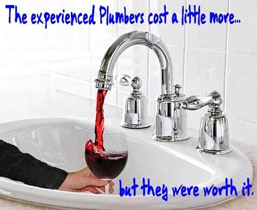 theComfeeSofa was happy wid the plumbing job