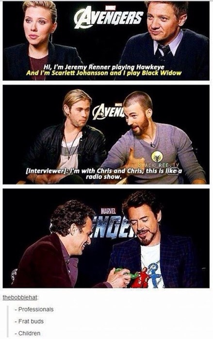 kids,actors,The Avengers