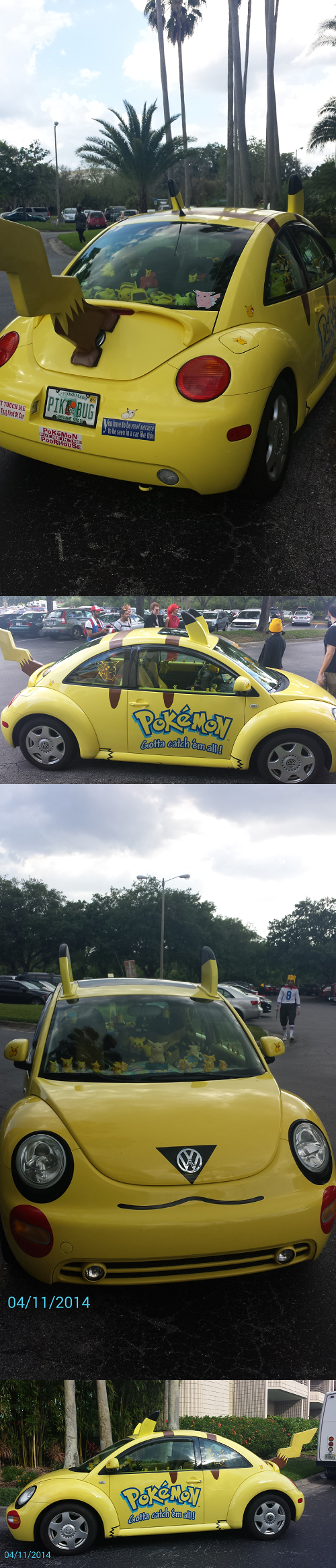 Every Pokémon Fan Deserves a Car Like This