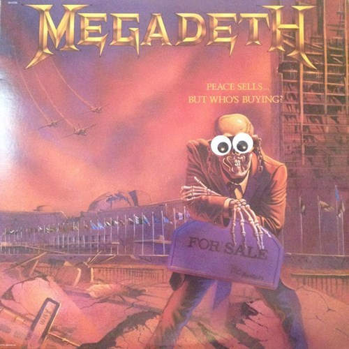Metal Covers Get a Little Less Metal With Googly Eyes