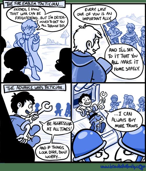 Tacticians