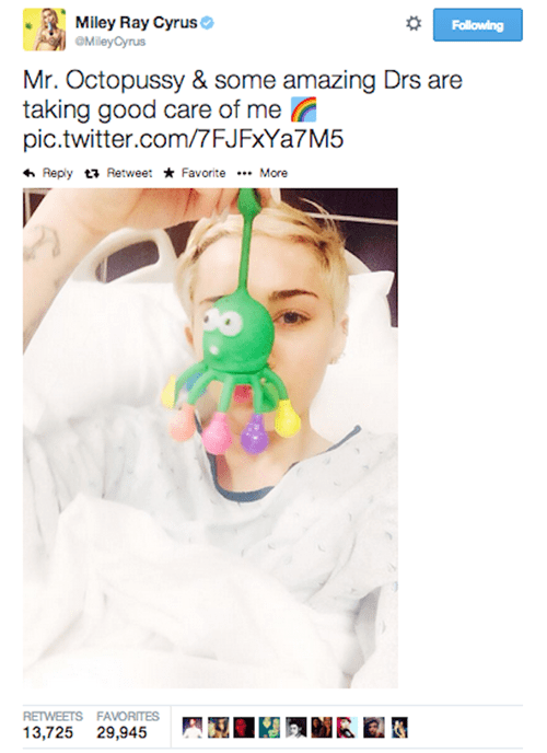 Miley Cyrus Has a Heart Condition That Could Lead to a Stroke
