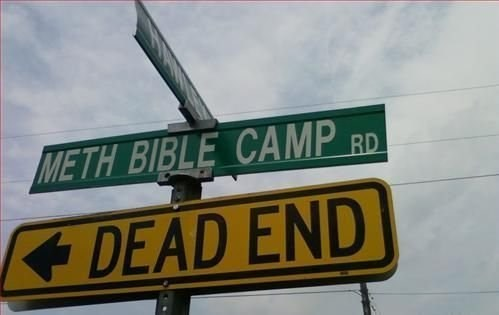 street signs,bible camp,road signs