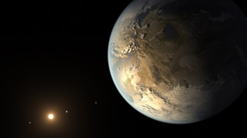 Kepler Telescope Discovers Most Earth-Like Planet