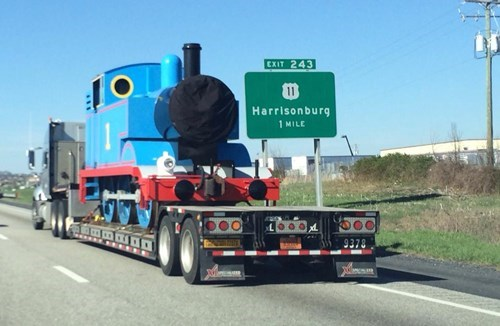 Thomas the Tank Engine Has Been Kidnapped. The Trains Are Compromised.