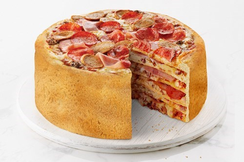 A Canadian Pizza Chain is Threatening to Unleash Pizza Cake Upon the World. Who's In?