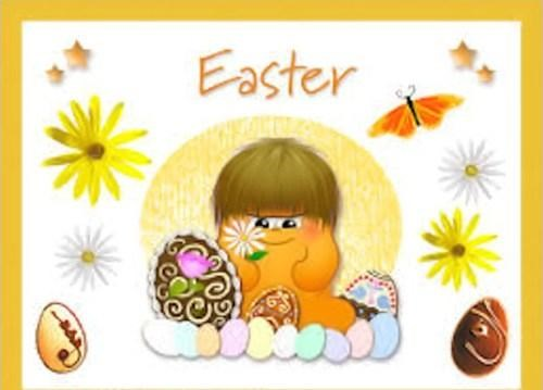 Easter Greetings! From NCcharmer to all my peeps