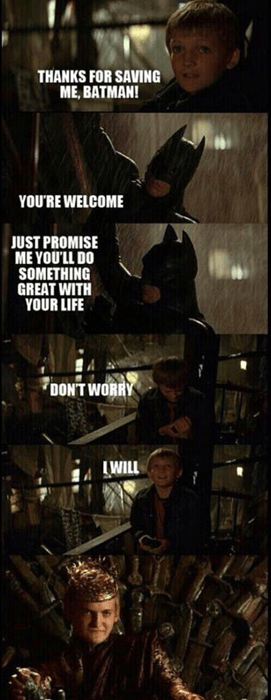 That Kid From Batman Begins Really Let Batman Down