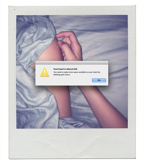 Error Messages for Love