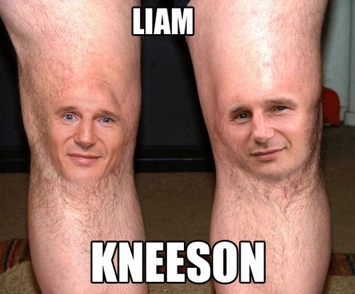 Kneel to the Kneeson