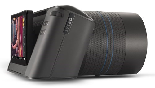 Lytro Unveils the Illum, An Amazing Light-Field Camera That Can Refocus Blurred Photos After Shooting