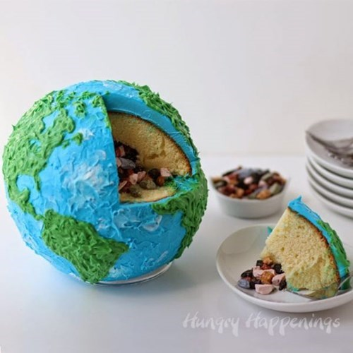Get a Bite of the Ol' Blue Marble Just in Time for Earth Day!