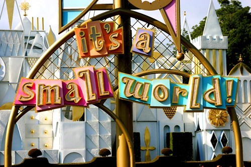 "Would You Watch an ""It's a Small World"" Movie?"