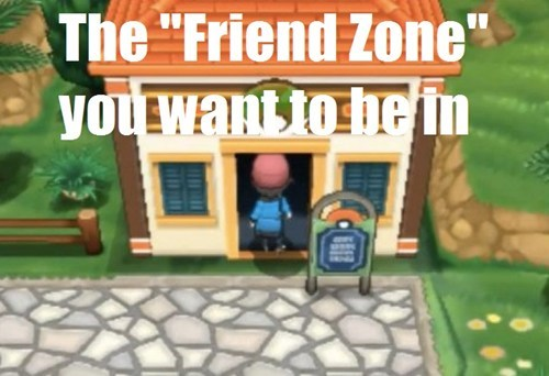 "A Moment of Silence for Our Brothers in the ""Friend Safari Zone"""