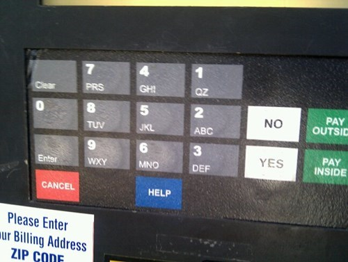 Pic of the Day: Why Does a Number Pad Like This Exist?