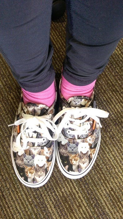 For Someone Who Loves Cats All the Way Down to the Soles of Their Feet