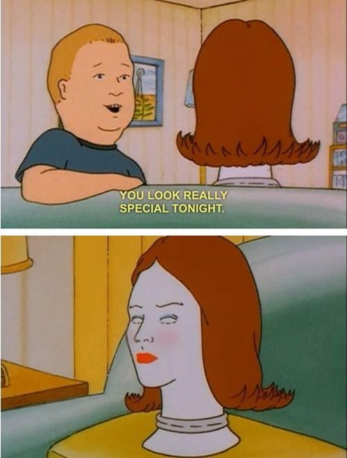 bobby hill,King of the hill,sexy times,funny