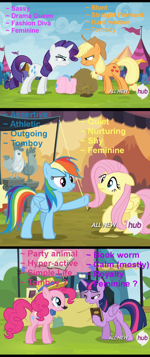 MLP,otp,opposites attract