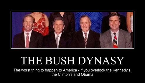 THE BUSH DYNASY