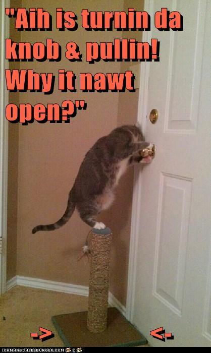 You Lock Dis Again?