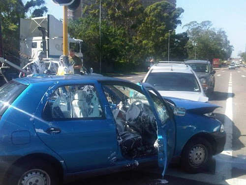 cars,paint,spill