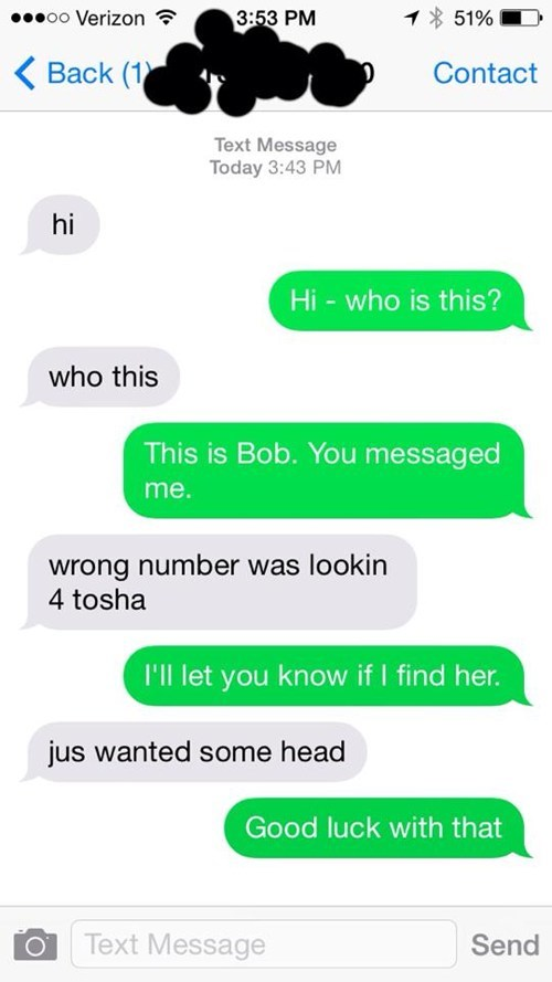 wrong number,sexy times