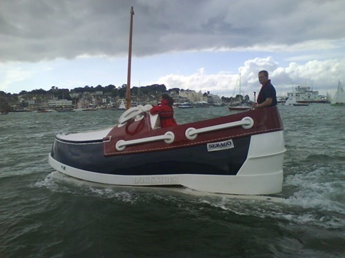 """Taking the """"Boat Shoe"""" to a Whole New Level"""