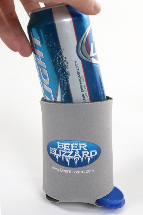 A Neat Little Device for Cooling Your Beer