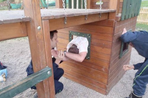 bad idea,playground,Probably bad News
