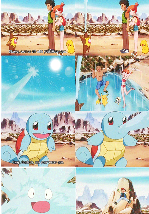 Pokémon,squirtle