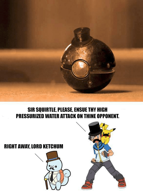 ash,sir,Pokémon,squirtle