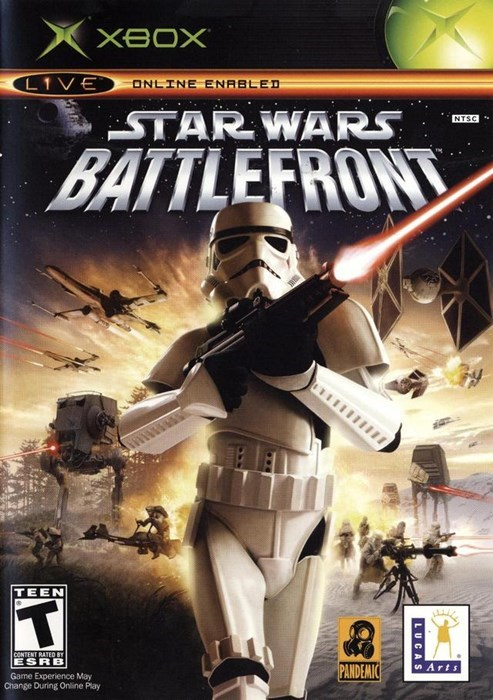 In Honor of May the Fourth, What is Your Favorite Star Wars Game?