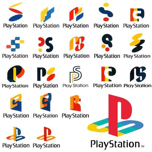 PlayStation Logo Concepts