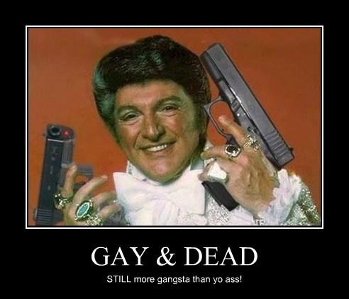 GAY & DEAD