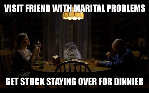 Awkward Situation Seal is Jesse Pinkman's Spirit Animal