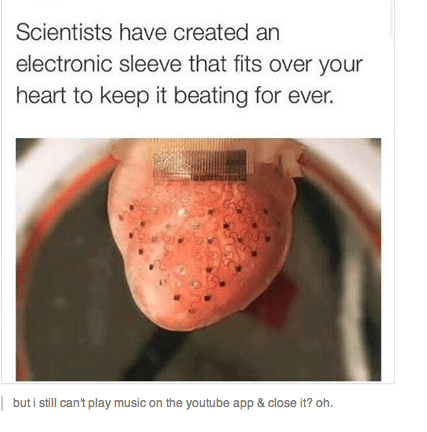 Step Up Your Game, Science