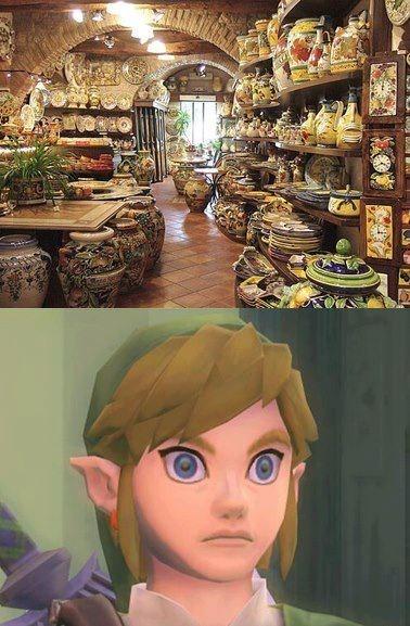Link's Heaven