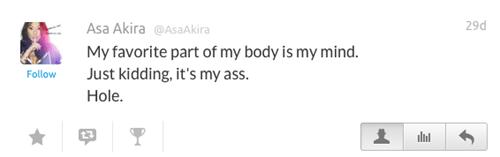 Never Change, Ms. Akira